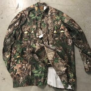 Hunting gear: jacket and pants